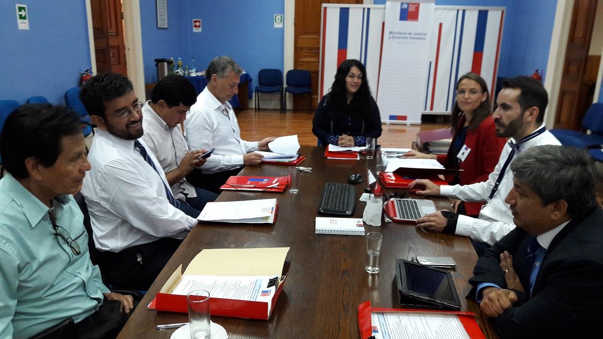 Realizan Consejo Directivo de CAJTA Nº 99 en la Ciudad de Iquique