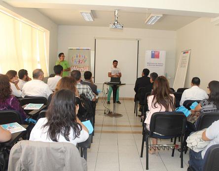 CAVI de Antofagasta Celebra 15 años de Funcionamiento