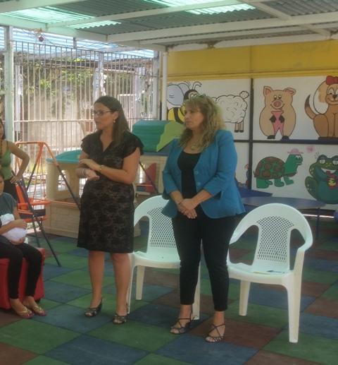 CAJTA Realiza Donación para Bebés de Internas en Iquique
