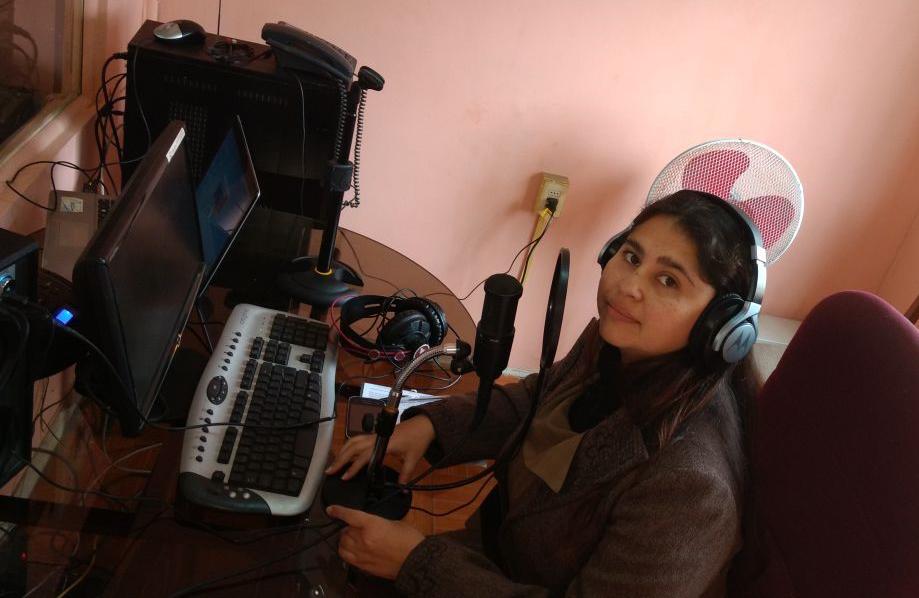 Explican Labor de Consultorios Móviles en Radio Macarena de Tocopilla