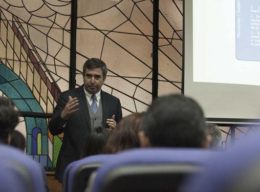 Subsecretario Mena encabeza capacitación que da inicio a nuevo programa de representación jurídica para niños y niñas del Sename
