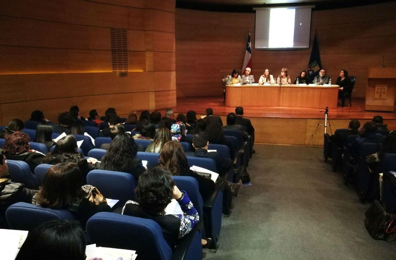 Subsecretario Mena destaca en Seminario iniciativas del Ministerio que buscan mejorar el acceso a la Justicia