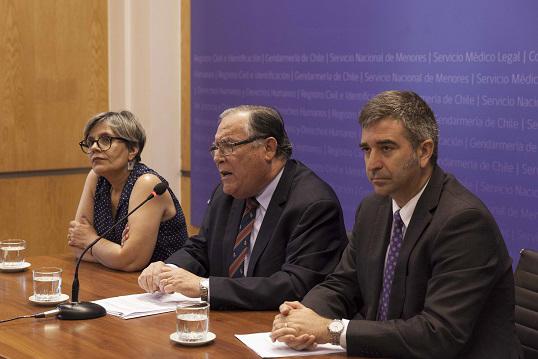 Autoridades del Ministerio de Justicia y Derechos Humanos informaron sobre proyecto de ley que busca regular acceso a beneficios penitenciarios