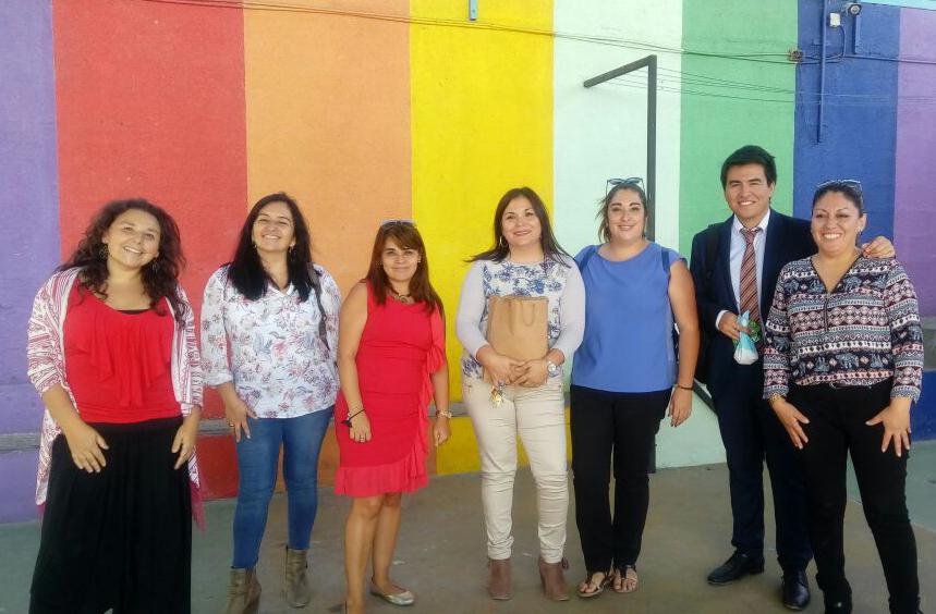 Convenio Infancia de CAJTA Entrega Huevitos de Pascua a Niñas y Niños la Residencia Nido Amigó