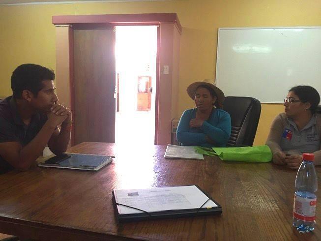 Consultorio Jurídico Móvil del Tamarugal lleva el acceso a la justicia a localidades de Mamiña y Camiña