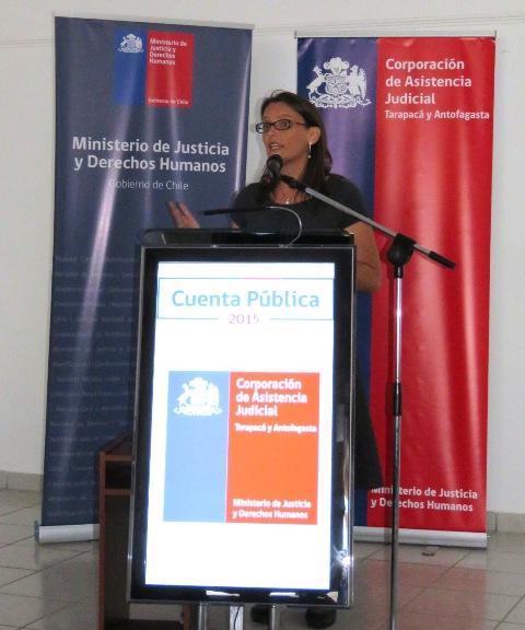 CAJTA Rinde su Cuenta Pública Participativa 2015