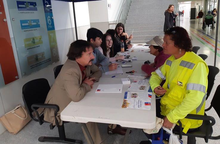 En la Región de Antofagasta, se realizaron una serie de actividades dirigidas a la comunidad