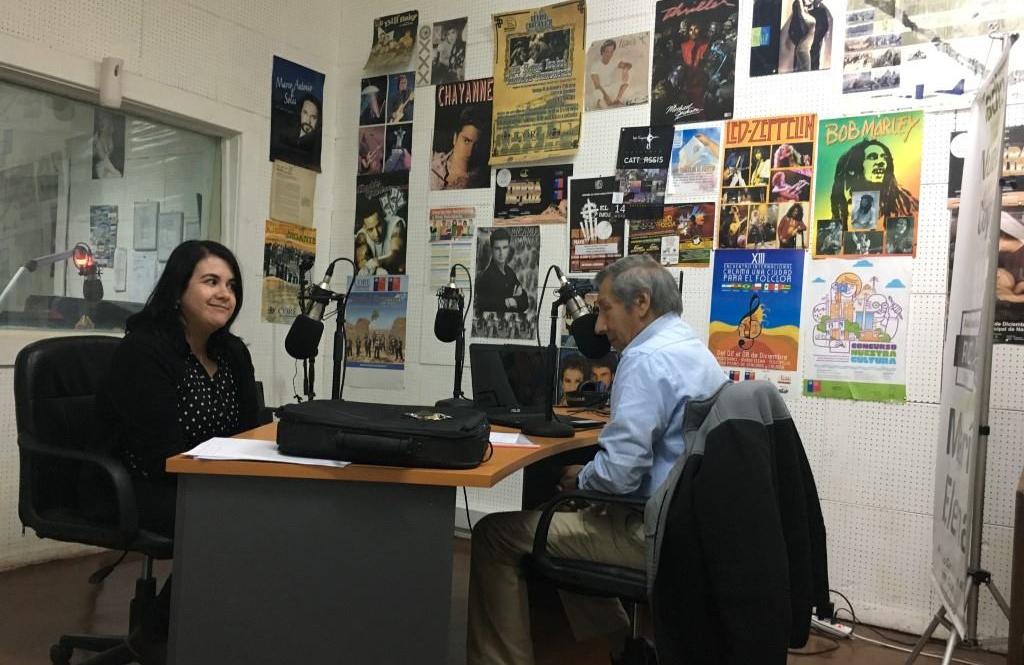 """Difunden en Radio """"NUEVA COYA"""" de Maria Elena """"Día Nacional del Acceso a la Justicia"""""""