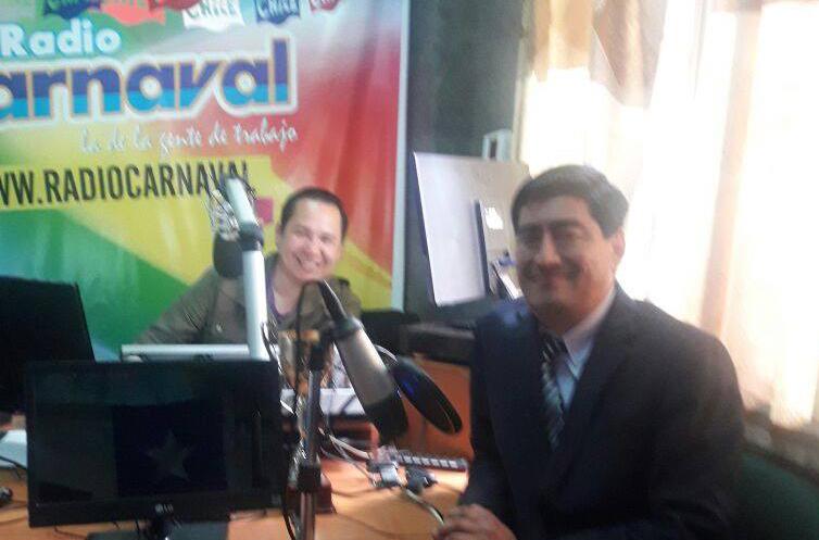 En Radio Carnaval de Antofagasta difunden Día Nacional del Acceso a la Justicia
