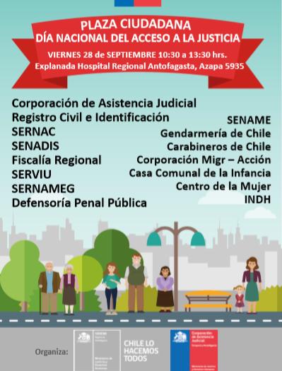 Actividades en la Región de Antofagasta