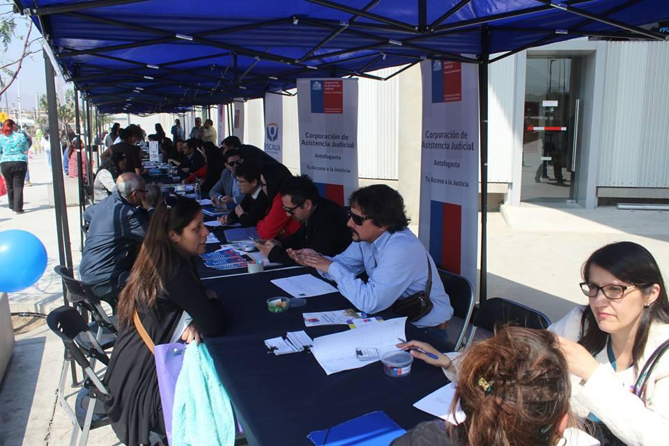 En la Región de Antofagasta se realizaron diferentes actividades en el Marco del Día Nacional del Acceso a la Justicia