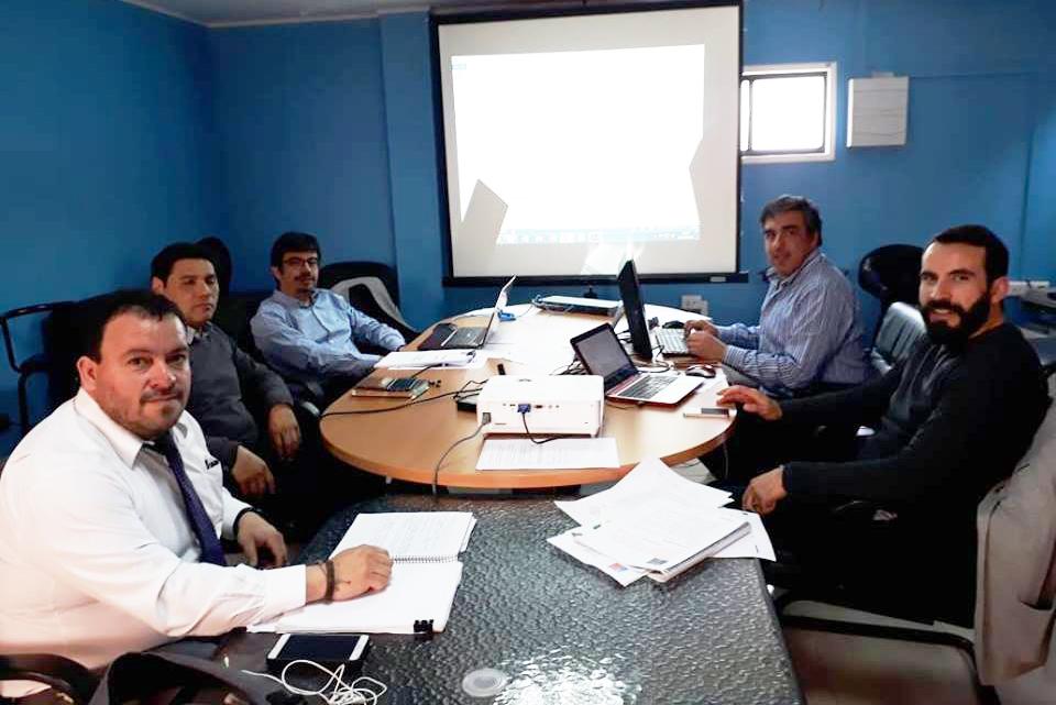 La Comisión Bipartita de Estudios se reunió en la Dirección General CAJTA