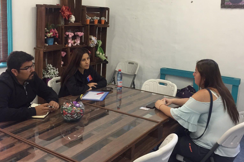 Consultorio Jurídico Móvil del Tamarugal llegó hasta las localidades de Huasquiña, Pica, Jaiña y Mamiña