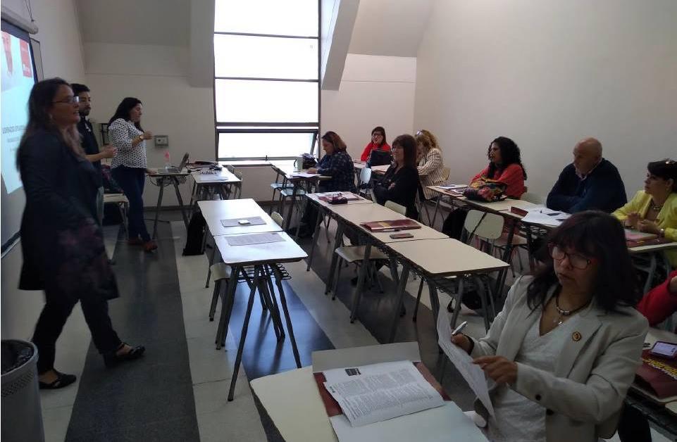 La CAJTA Organiza capacitación en Liderazgo Situacional