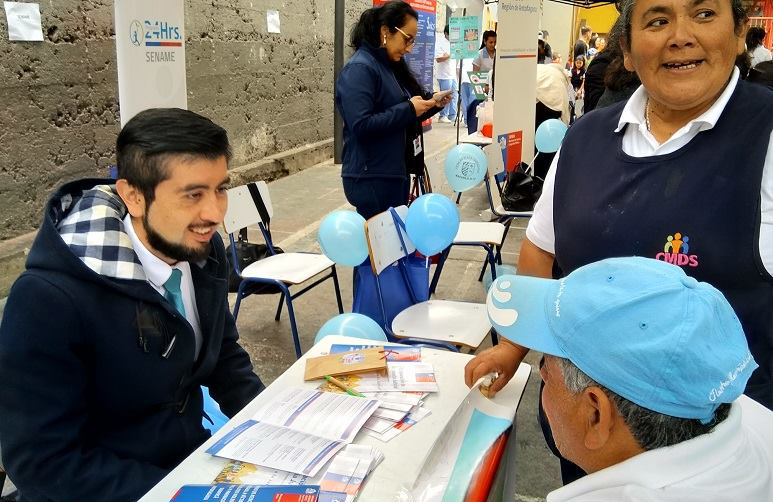 """Campaña """"Conoce los derechos de familia"""" en Antofagasta"""