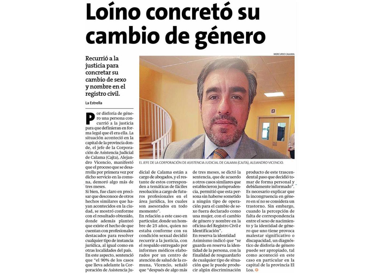 Consultorio Jurídico de Calama