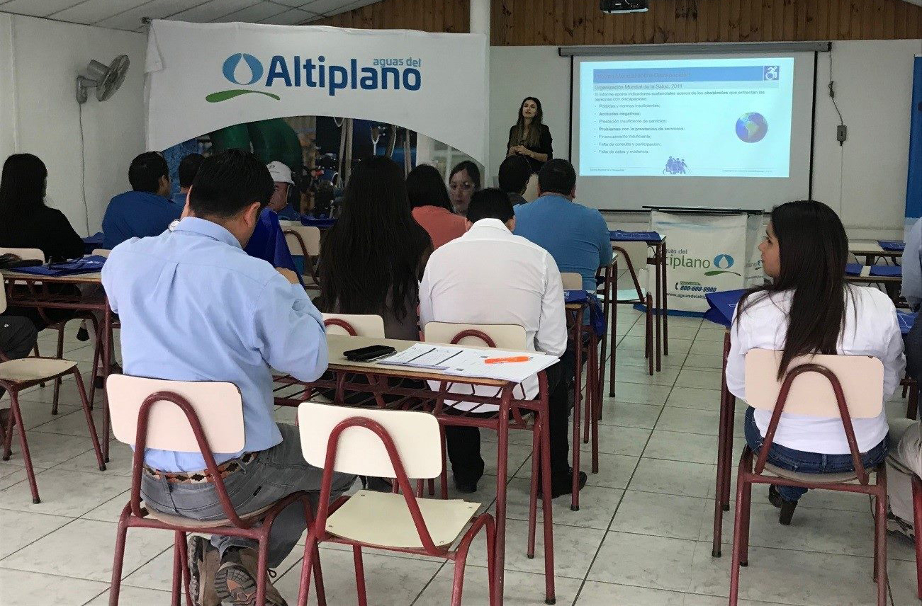 Convenio CAJTA - SENADIS de Arica y Parinacota