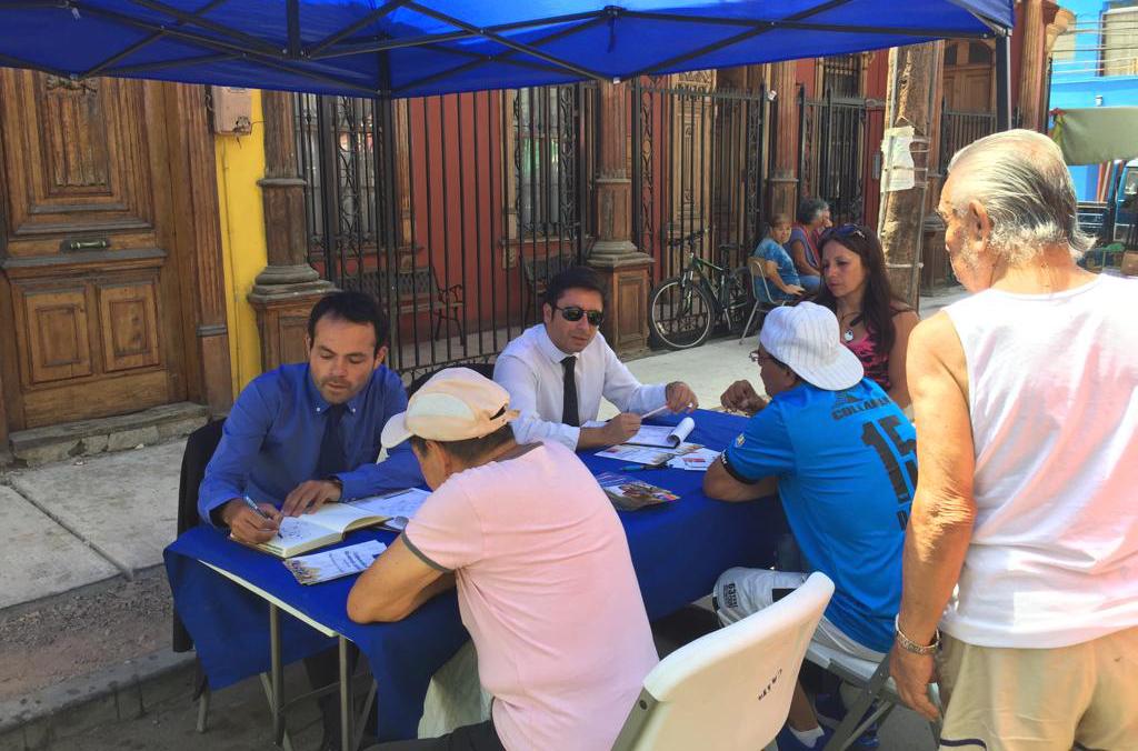 Centro de Familia de Iquique presente en Feria Itinerante del Sector El Morro