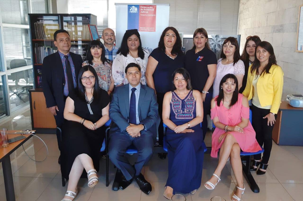 CAVI de la Región de Antofagasta cumple 17 años al servicio de la comunidad