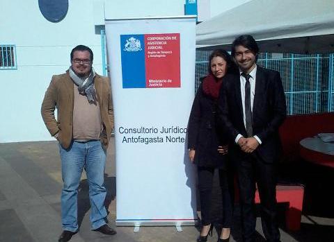 Consultorio Jurídico Norte de Antofagasta Trabaja en Terreno para Entregar Acceso a la Justicia