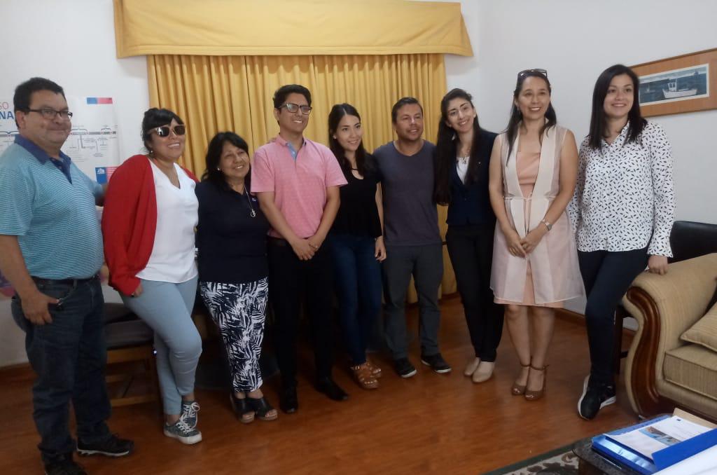 Desarrollan Primer Ciclo de Comunicación Efectiva en CAVI de Tarapacá