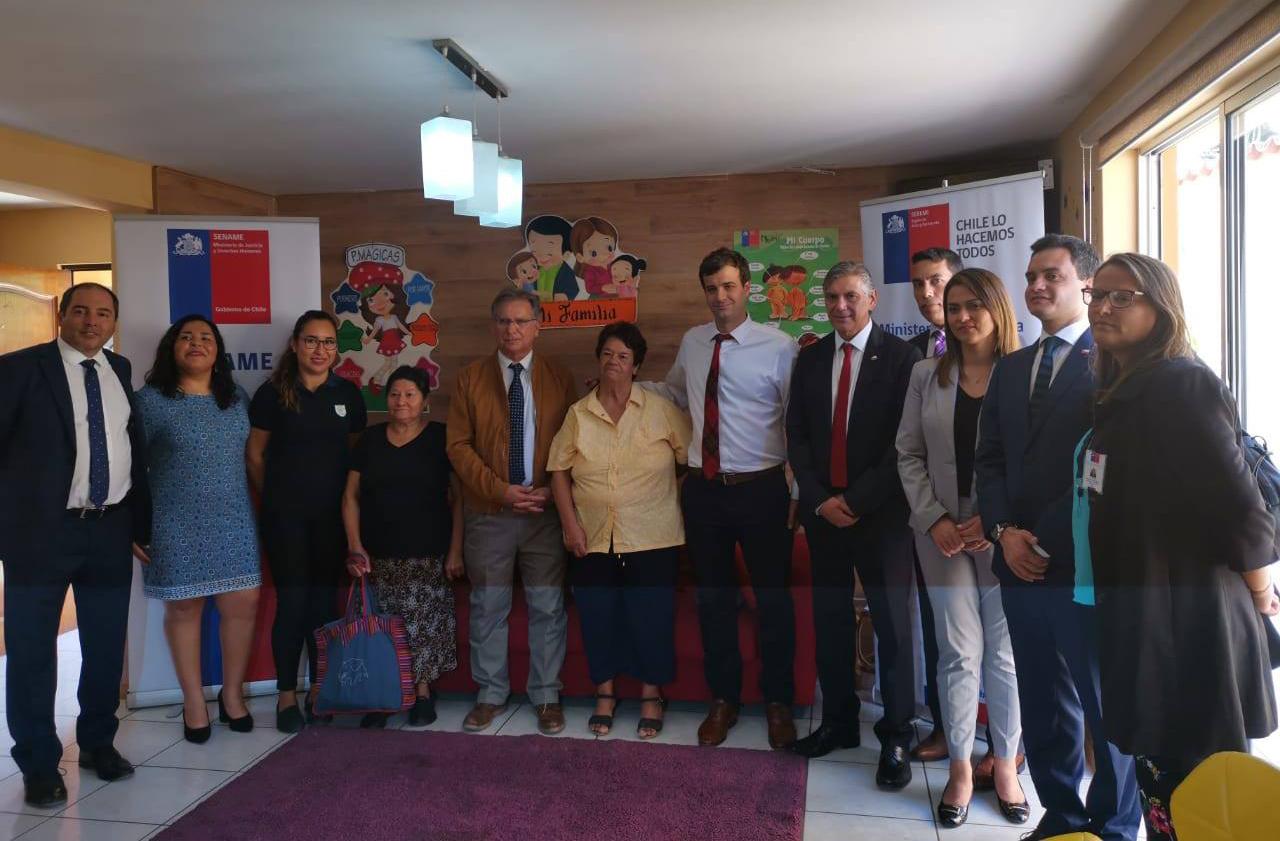 El Subsecretario de Justicia anuncia Programa Mi Abogado en Arica