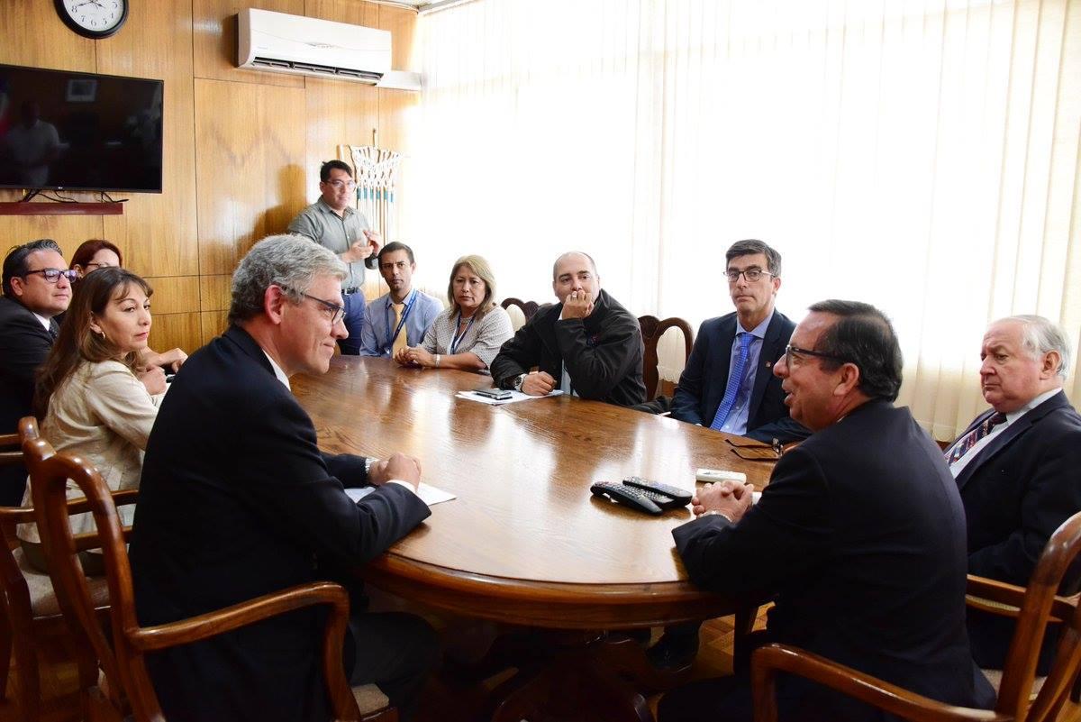 Coordinan Gobierno en Terreno que se realizará en Arequipa y Tacna