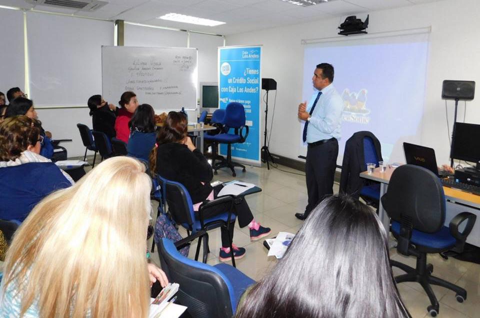 Oficina de Defensa Laboral Tarapacá fue invitado a dar una charla los funcionarios de la salud