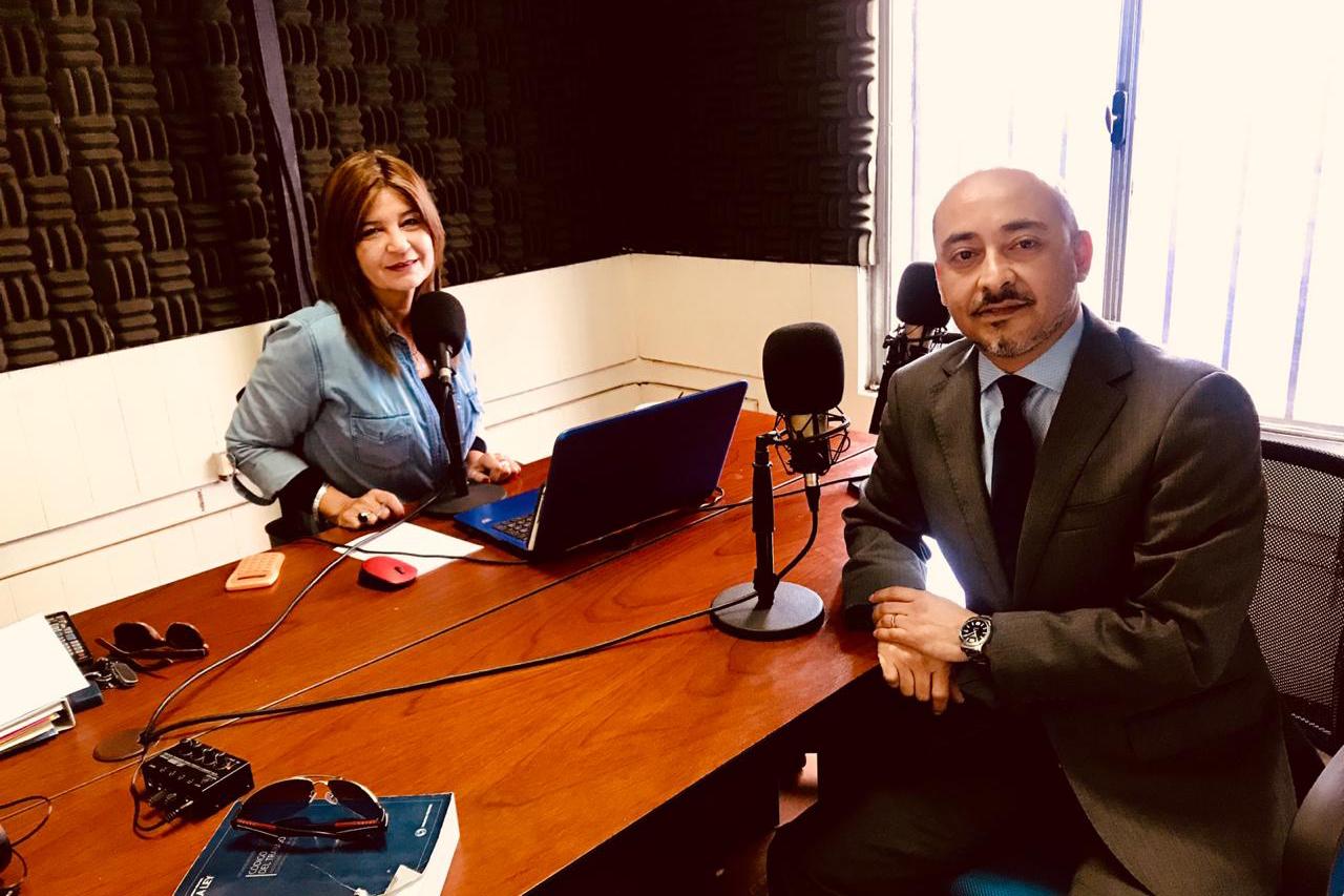 Oficina de Defensa Laboral de Antofagasta presente en Radio Madero FM