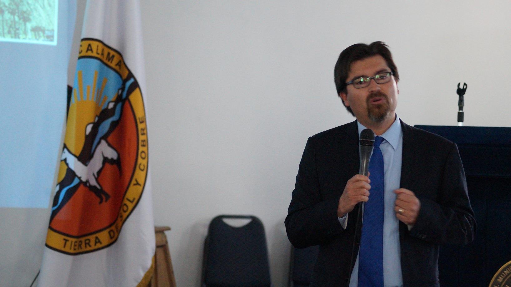 Visualizan a las Corporaciones de Asistencia Judicial en Ilustre Municipalidad de Calama