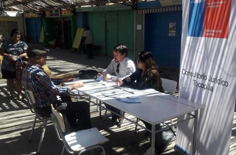 CAJTA Participa en Exitoso Gobierno Presente en María Elena, Provincia de Tocopilla