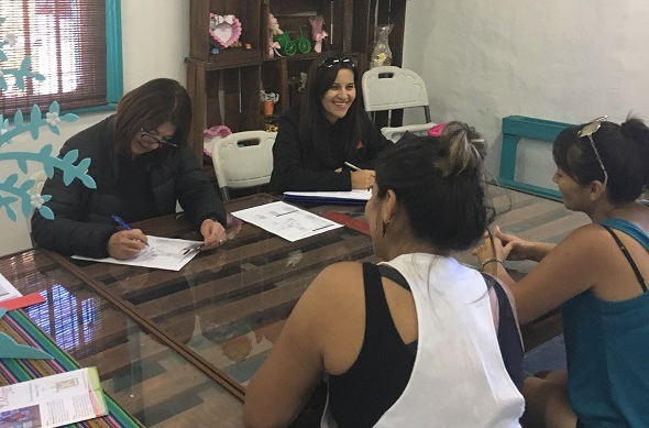 Consultorio Jurídico Móvil Tamarugal realizó un circuito por diferentes localidades rurales de la zona