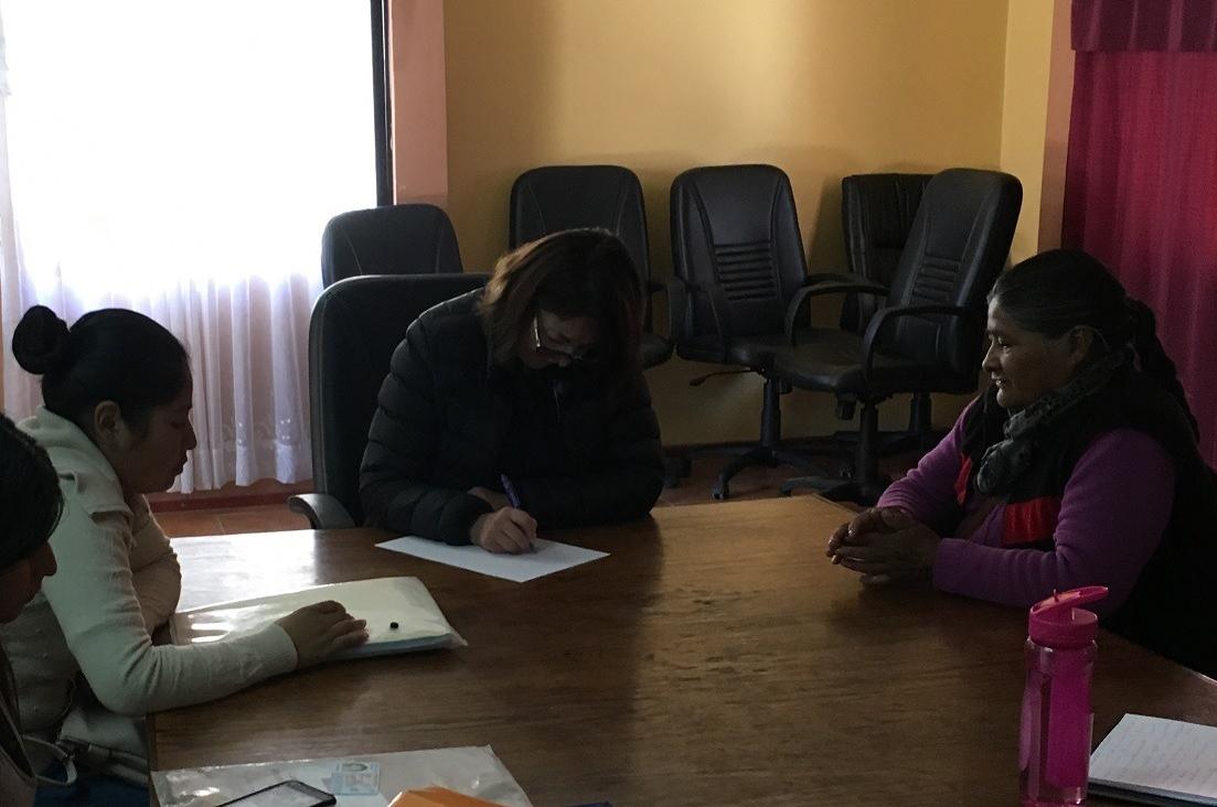 Consultorio Jurídico Móvil Tamarugal brindó atención a la comunidad de Camiña