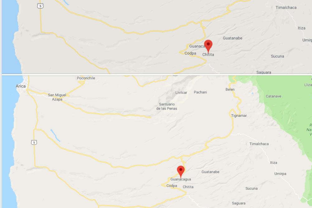 Consultorio Jurídico Móvil de Arica y Parinacota estará en Guañacagua y Chitita