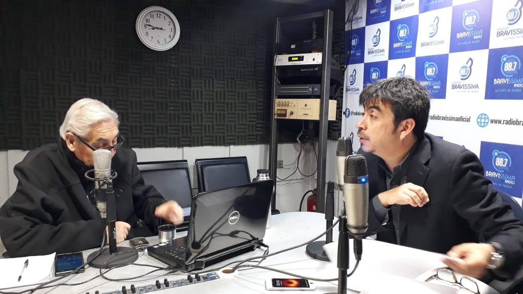 En Radio Bravissima de Iquique se informa sobre el aniversario N° 32 de la CAJTA y los valiosos aportes que entrega a la comunidad