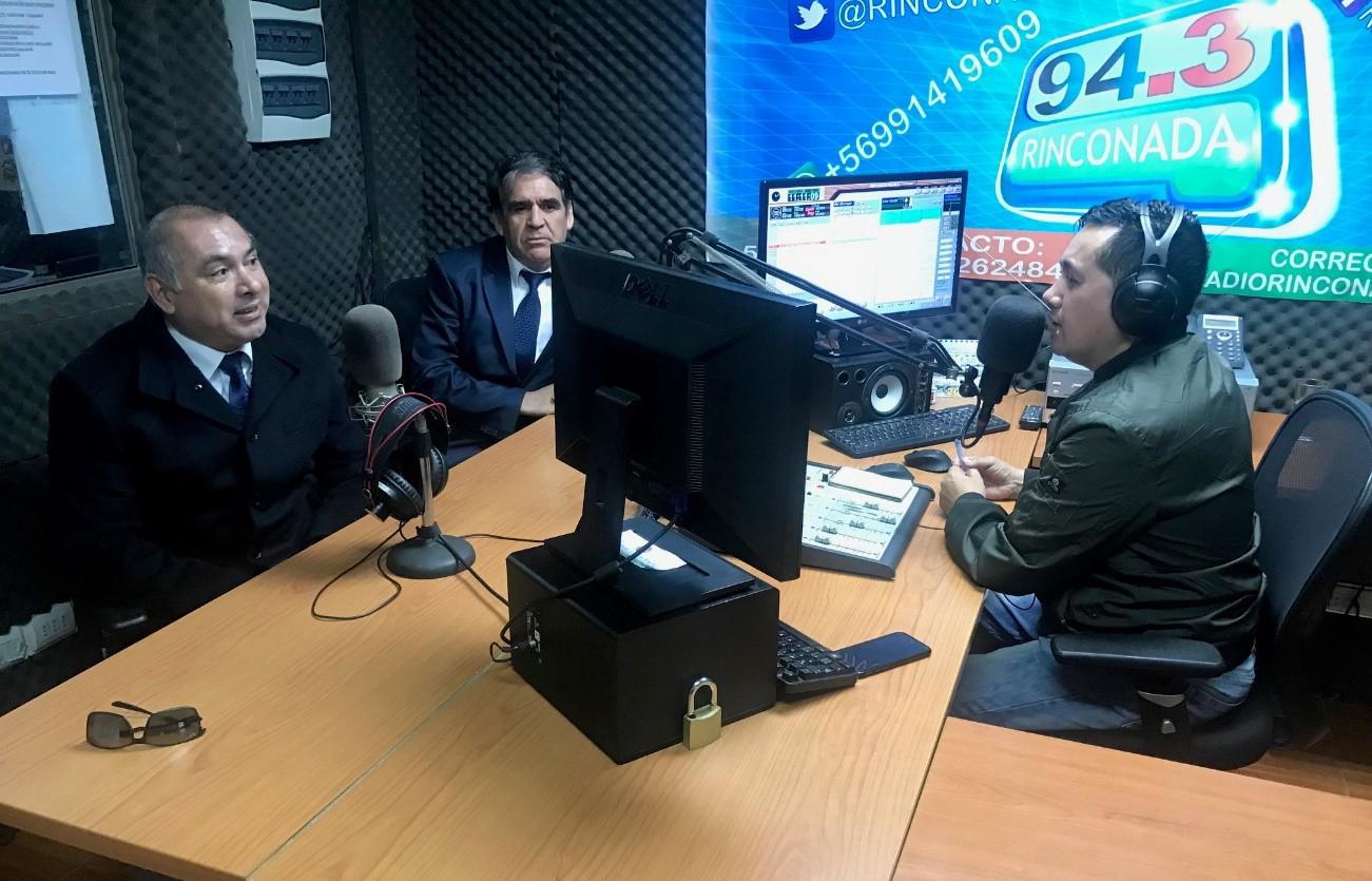 CAJTA presente en Radio Rinconada de Mejillones