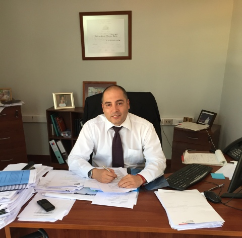 Director Regional de Arica y Parinacota