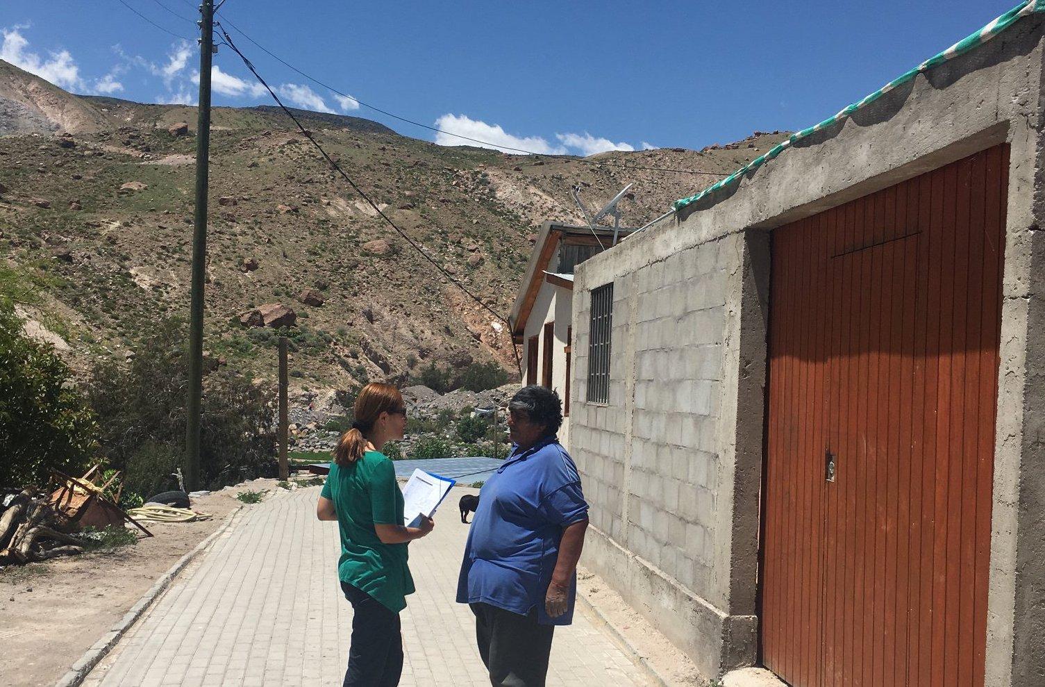 Consultorio Jurídico Móvil del Tamarugal en Huatacondo y Apamilca