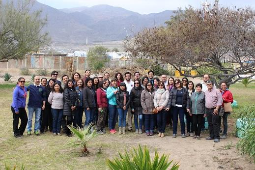 Unidades de la Región de Antofagasta conmemoran los 30 Años de la Corporación de Asistencia Judicial