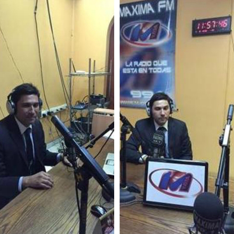 En Radio Máxima de Antofagasta Difunden Características del Contrato de Arriendo