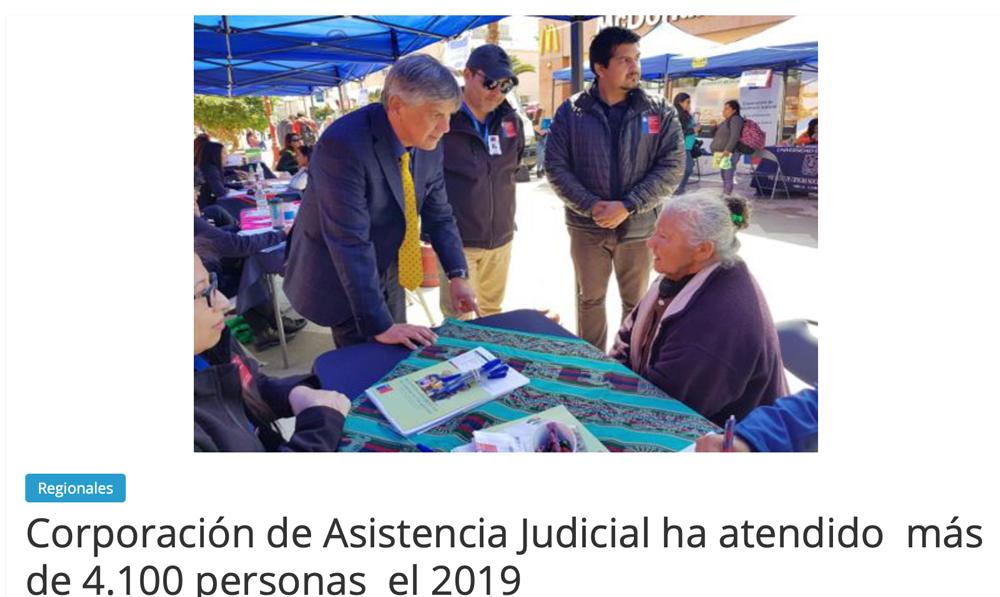 Publicaciónes digitales de Arica sobre la Feria Nacional