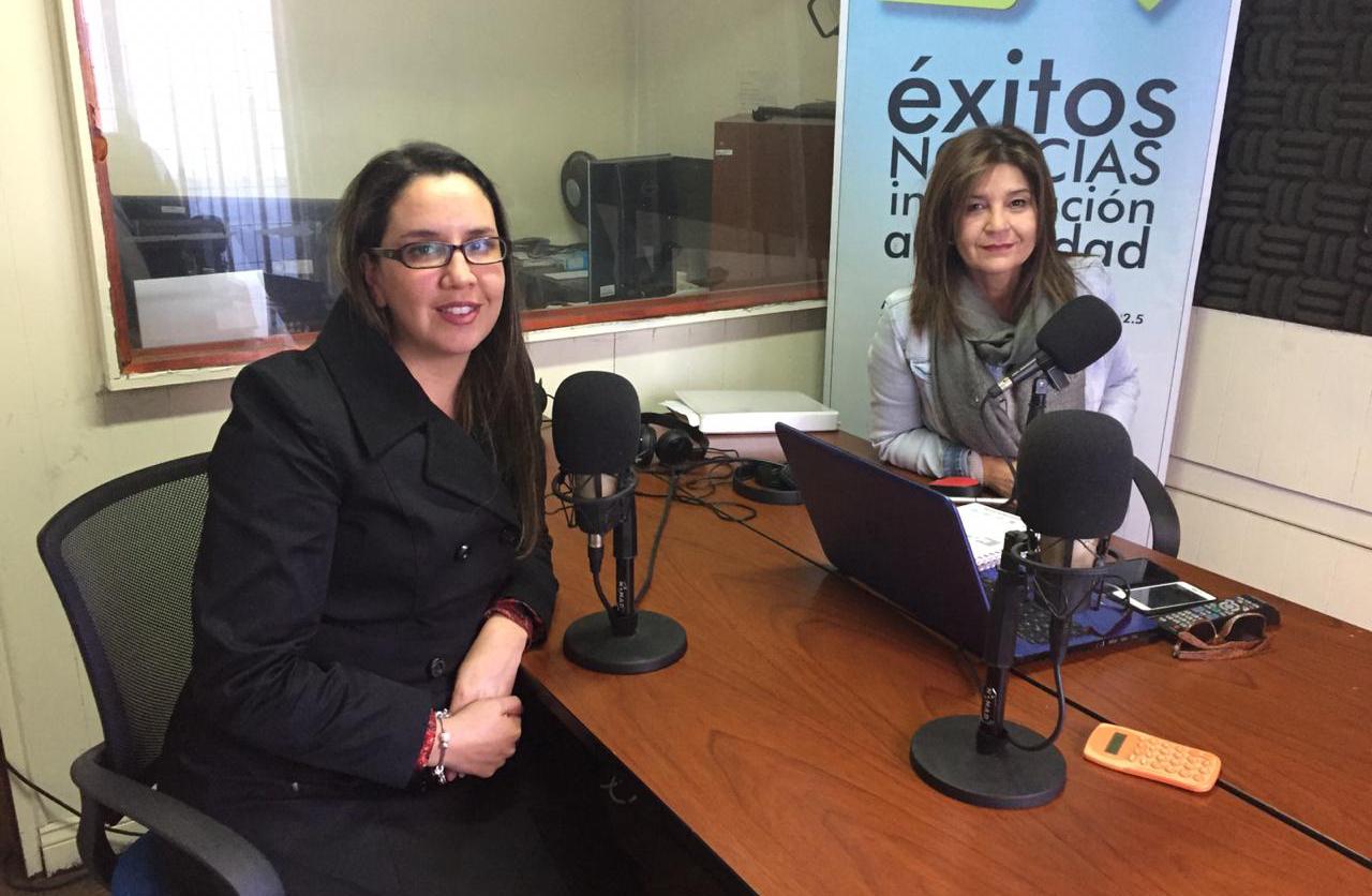 CAVI Antofagasta participa en Radio Madero FM de Antofagasta